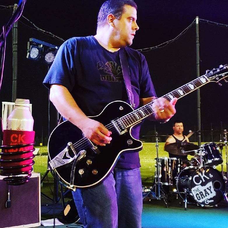 Neal Rudnik of CK and The Gray at Green Valley Golf Range