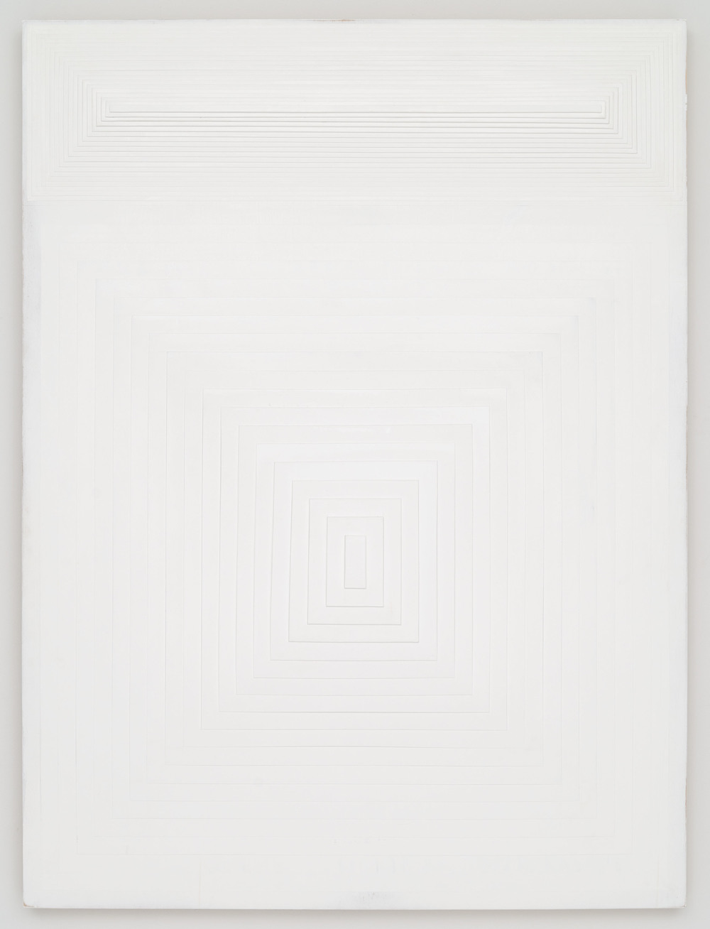 tomb  48 inches x 36 inches  gesso on panel  2014