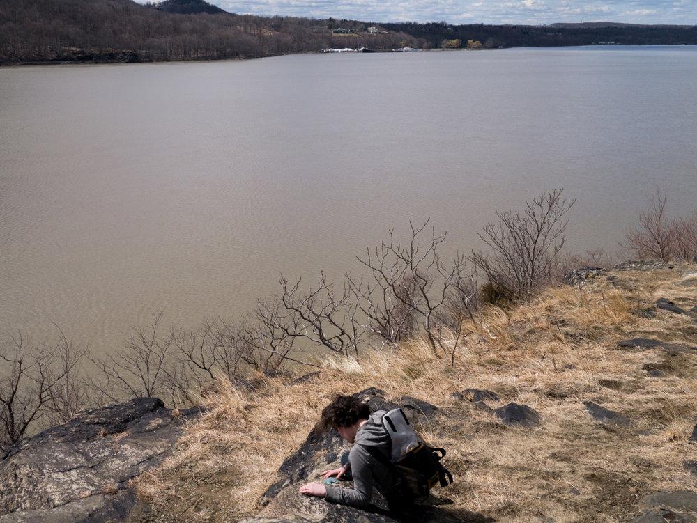 Breakneck Ridge. 3/30/13.