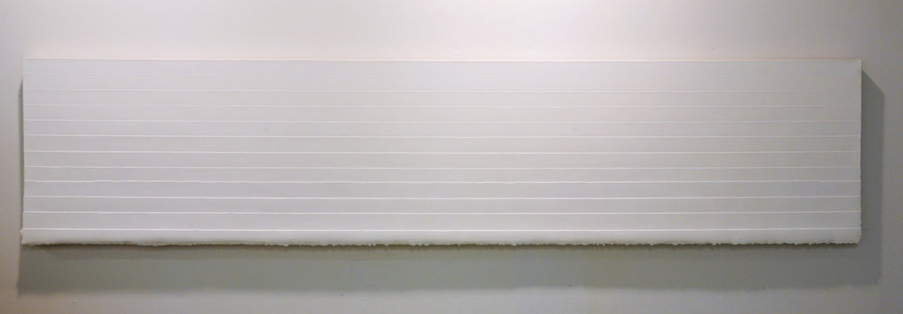 other tombs.   untitled.108 inches x 24 inches. gesso on canvas.
