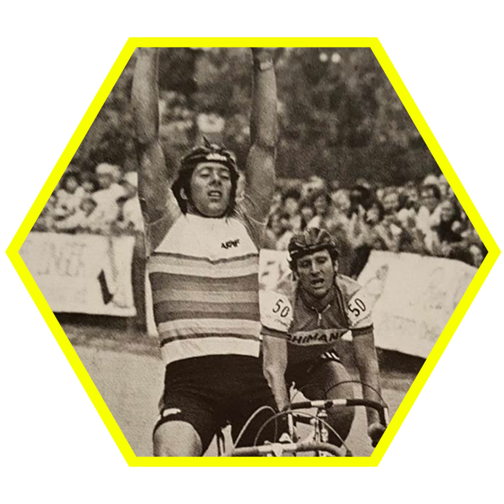 TOMSCHULER - Tom Schuler enjoyed a 20-year career as a bicycle racer, including 10 years as a founding member of the 7-Eleven Cycling Team and as a member of the 1980 Olympic Cycling Team. During his career as a professional cyclist, Schuler garnered more than 100 career victories including the 1987 US Pro Road Championship. After retiring from racing, Schuler turned to team management - first as the Assistant General Manager for the Motorola Cycling Team then forming his own sports management company, Team Sports Inc. in 1992. In 1999-2000 Team Sports was managing both the #1 world ranked Volvo Cannondale mountain bike team and the world #1 world ranked Saturn Women's Cycling Team and has managed 20 unique road, mountain bike and triathlon teams. Schuler is also a founding partner and manages cycling events including the Tour of America's Dairyland, the Intelligentsia Cup in Chicago and the Quad Cities Criterium.