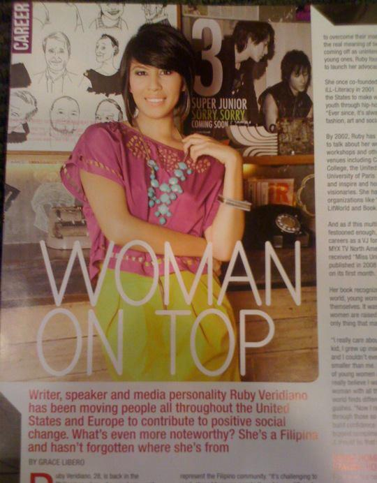 Meg Magazine, 2012