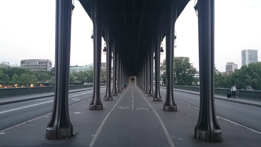 The real inception bridge