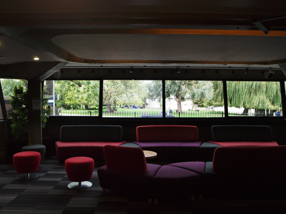 Common room of the University Centre