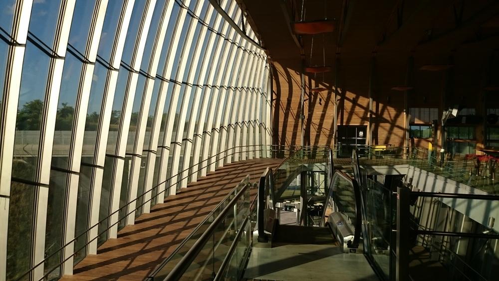 Gare Belfort TGV