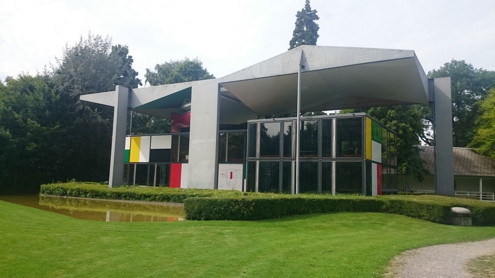Museum Heidi Weber - Le corbusier