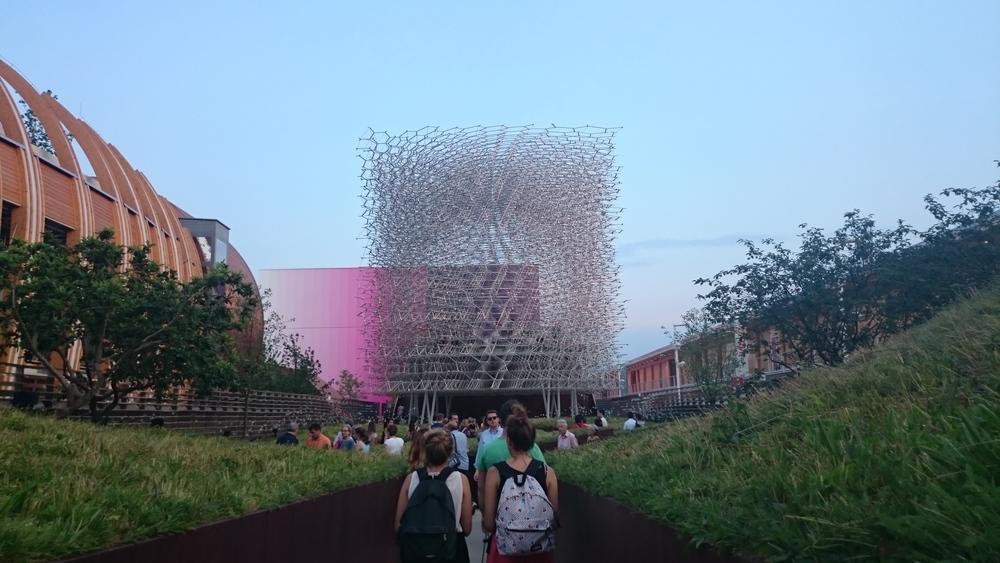 British Pavilion