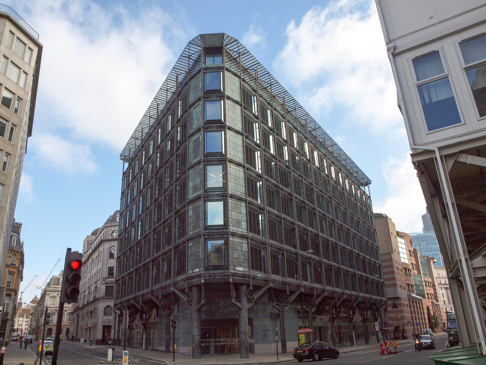 60 Queen Victoria Street - Foggo Associates