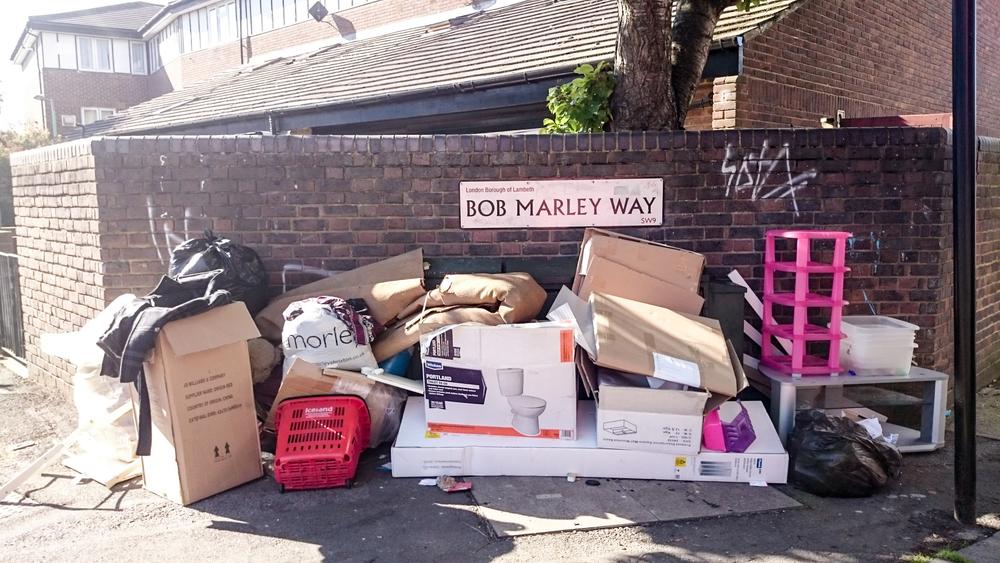 Bob Marley Way