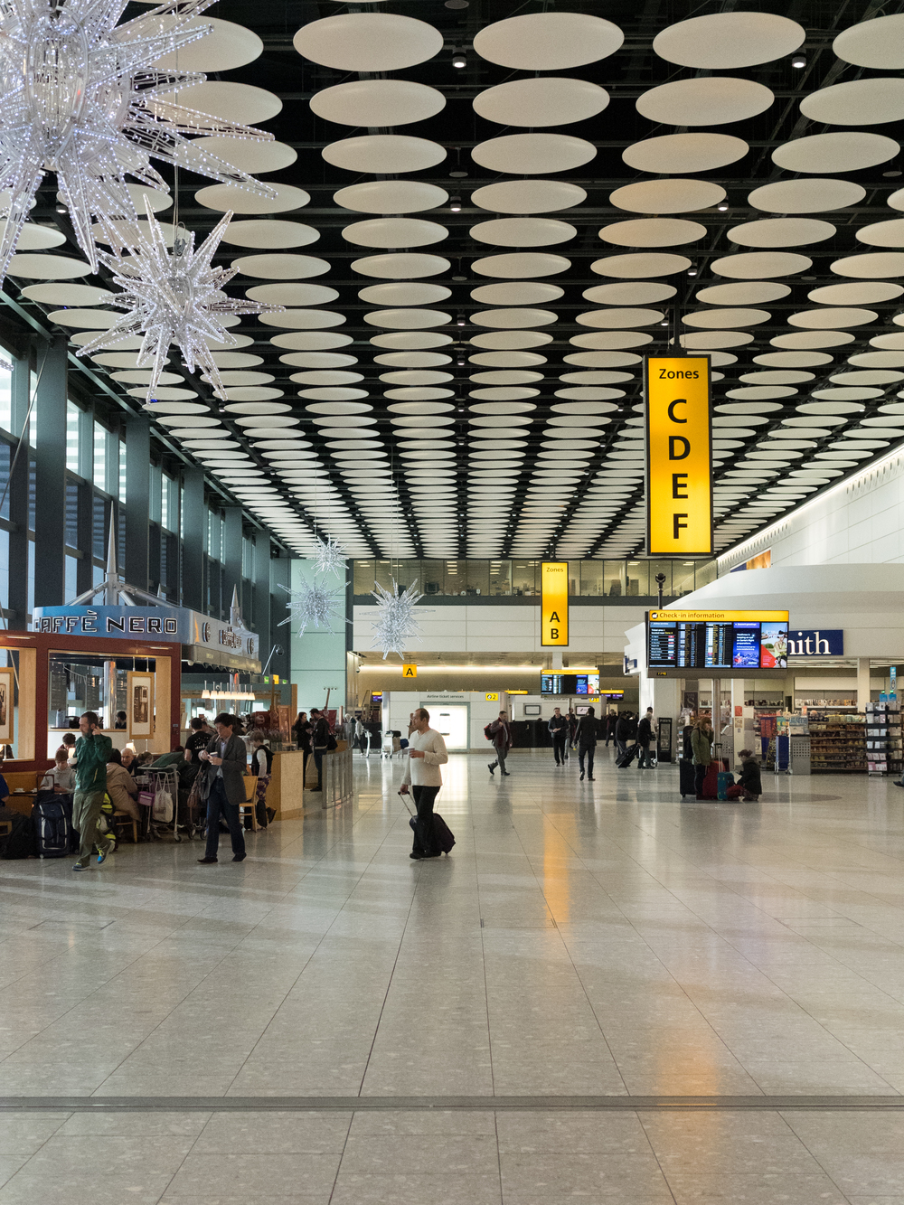 London Heathrow Terminal 4