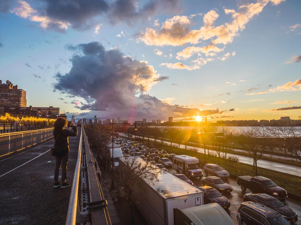 Highline Golden Hour