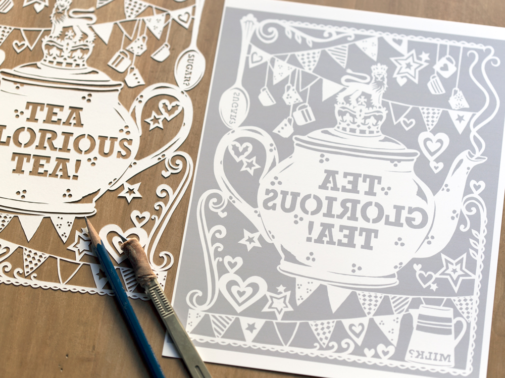 papercut-diy-template-tea