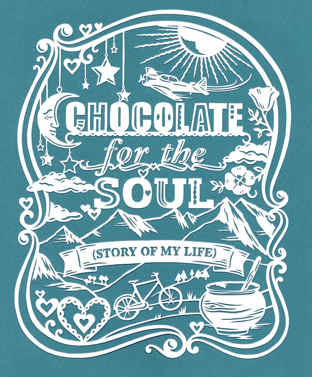 papercut-illustration-chocolate-nature