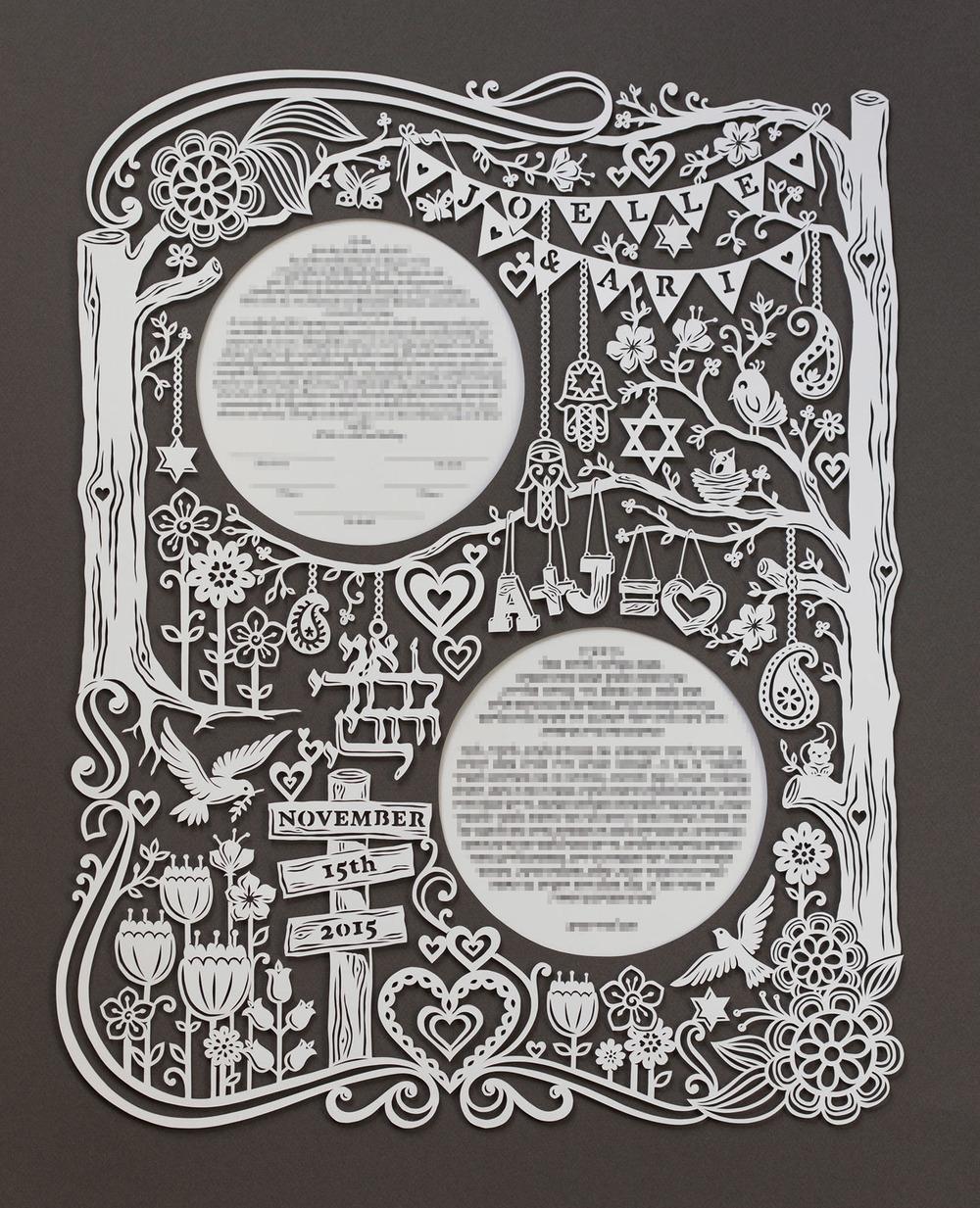 papercut-ketubah-beautiful-modern