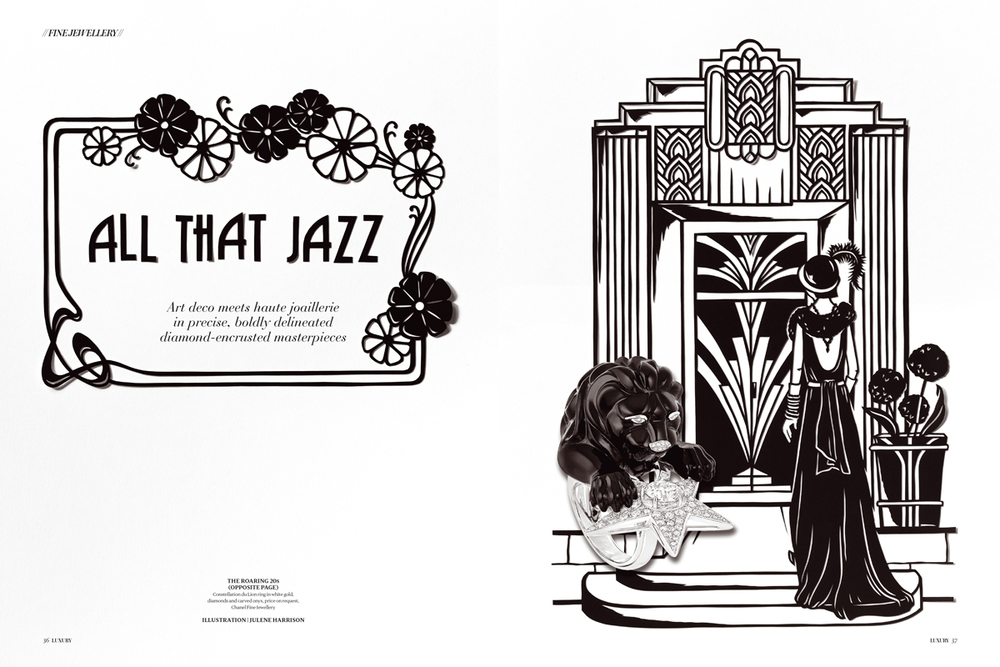 papercut-illustration-artdeco-jazz