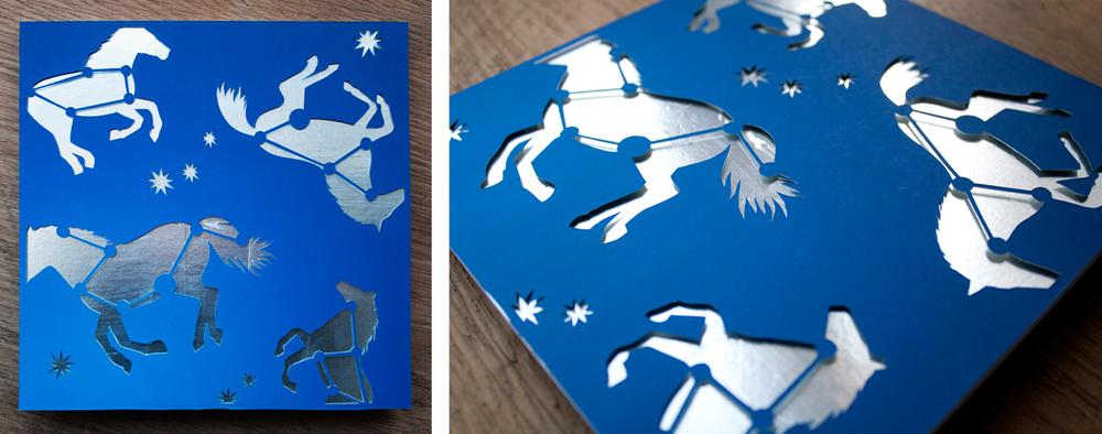 papercut-illustration-horses-astrological