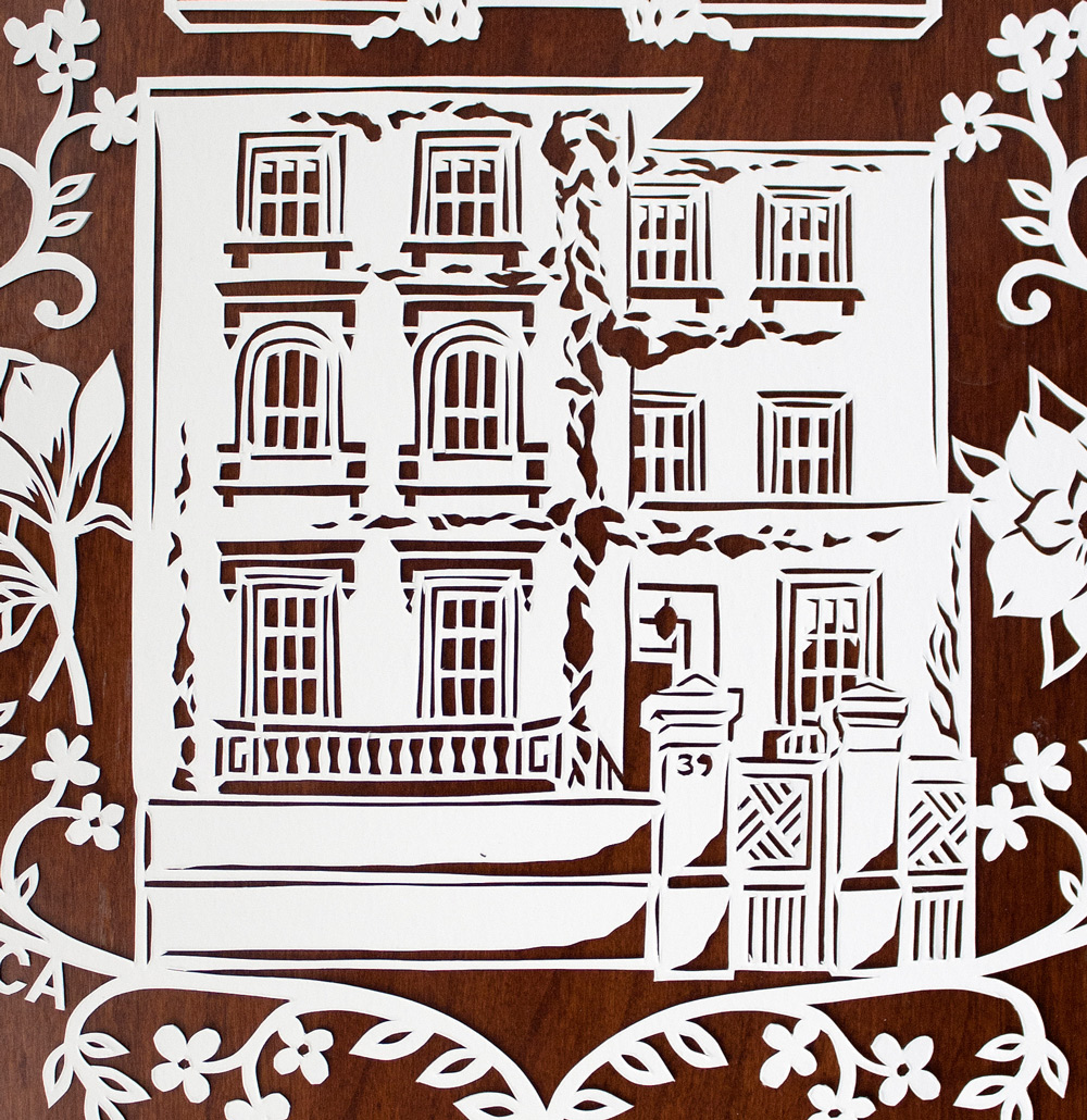 papercut-illustration-house-flowers
