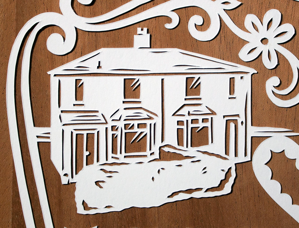 papercut-illustration-house