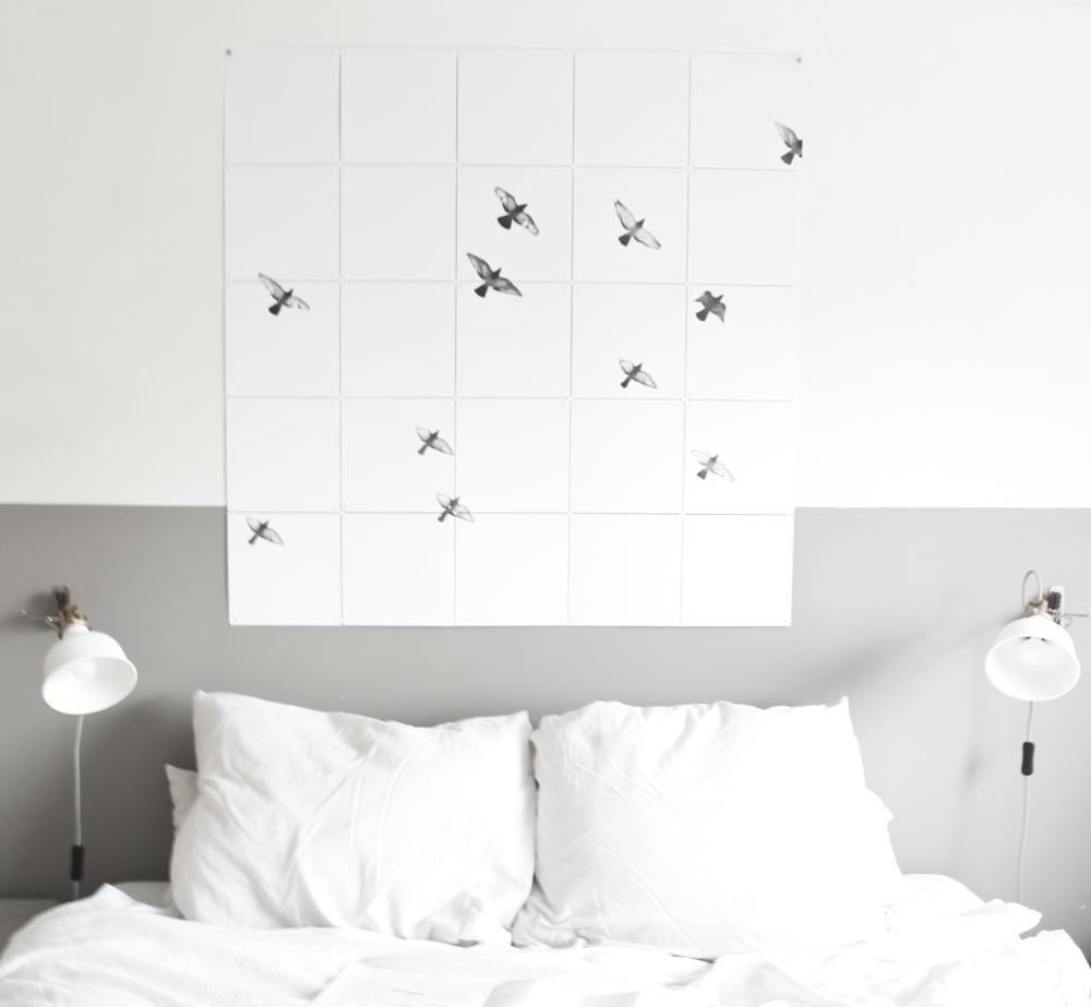 sevencouches ontwerpt wanddecoratie voor ixxi — sevencouches