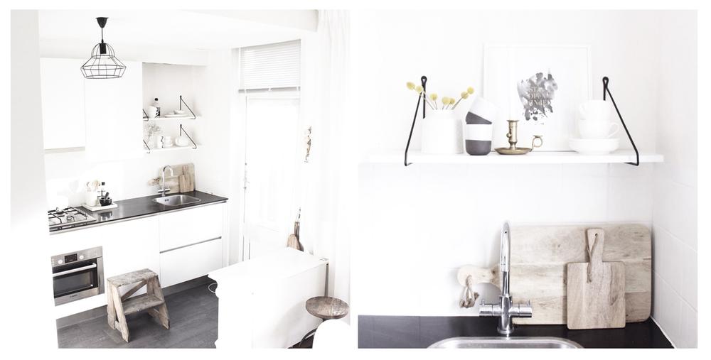 Blog #7 make over: van primaire kleuren naar simplistisch wit ...