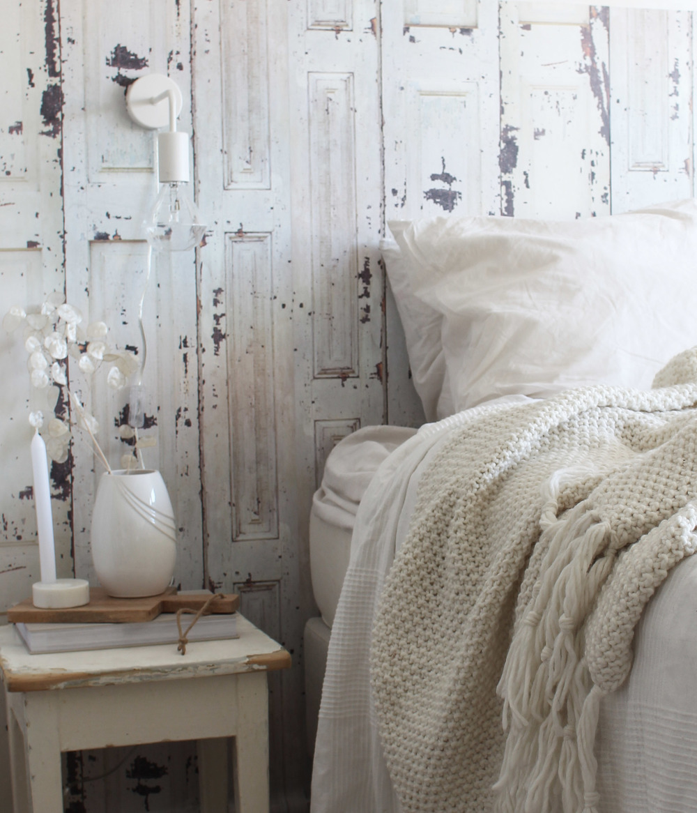 Design behang slaapkamer for Deco voor slaapkamer meiden
