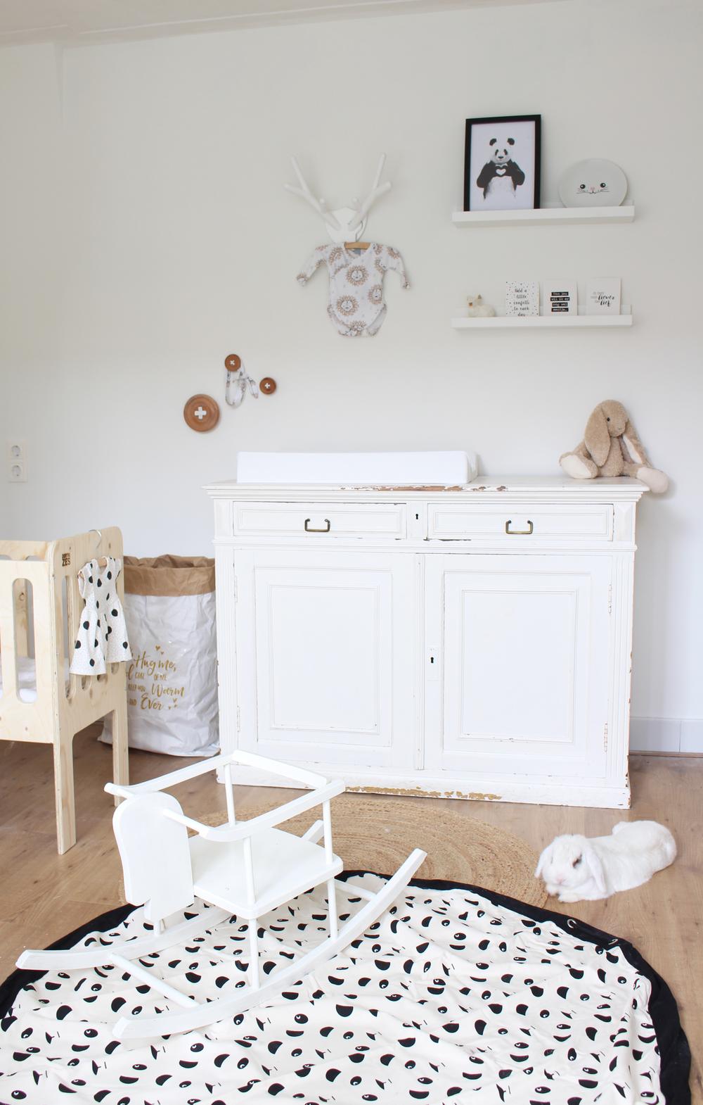 Tweedehands Baby Kamers.Sneak Peek De Eerste Foto S Van Onze Babykamer Shoptips