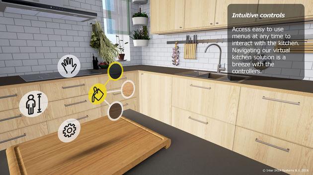 IKEA experimenteerde eerder met VR (beeld: IKEA)
