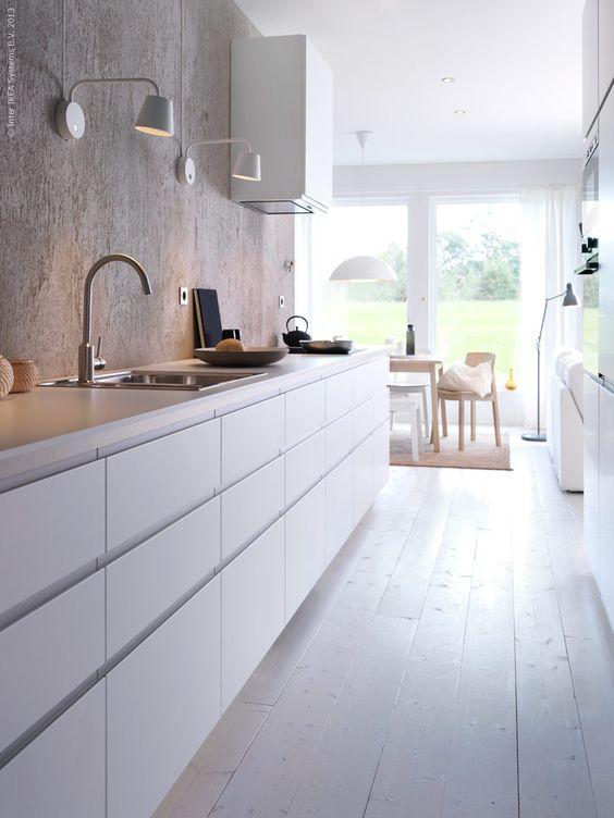 Favoriete Zo kies je de keukenopstelling die bij je huis past — sevencouches @VL92