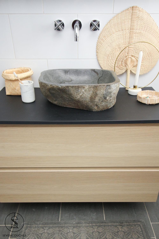 Onze badkamerrenovatie: van basic naar sjiek (+ vijf tips)