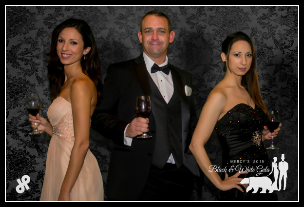 Mercy Black & White Gala Images Here