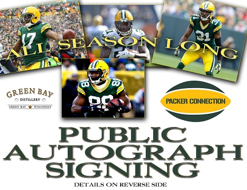 Autograph & Photo Opportunities -