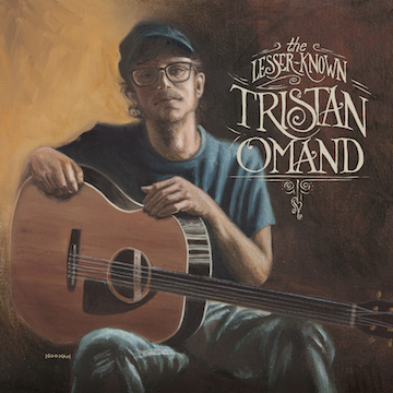 """The Lesser-Known Tristan Omand"" Released April 2016 Bright & Lyon Productions - all songs written by Tristan Omand - published by raised in a barn recordings {ascap} - mastering:  by Dave Locke / JP mastering - recorded & produced by Brian Coombes at Rocking Horse Studio - guest appearances by: Delanie Pickering, Jay Psaros, Will Kindler, Brian Coombes - cover art: Peter Noonan - pressing info: 300 copies on black vinyl, hand numbered with lyrics insert and audiophile grade anti-static sleeve. 1000 copies on CD eco-wallet, Released on Bright & Lyon tracks: welcome to lonely lanes, devil don't want me blues, night time east side, maybe nothing, thirty days of darkness, old straight six, a letter home, perpetual road Buy: LP  /  CD  /  Digital lyrics"