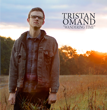 """Wandering Time"" - Released December 2012 - Raised In A Barn Recordings - all songs written by Tristan Omand - published by raised in a barn recordings {ascap} - recorded by Adam Brass at the Kimball Jenkins Estate, Concord NH - mastering: by Brandon Busch / Sound Media Productions - pressing info: vinyl LP edition quantities - 200 white / 200 black / 100 trans gold   /   hand-numbered CDs - qty. 400 (sold out) independent release tracks: early morning getaway, somewhere between india & idaho, the way of the wind, my favorite haunts, until the cows come home, hello good morning, when i'm low, backsliding reprobate blues, two dumb lovers, dreams and fire, running free, cinching up the rope Buy: LP  /  Digital lyrics"