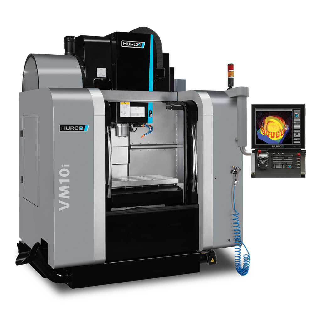 The Most Flexible Machine Tool on the Market, Period - 10K Spindle Standard, 945 IPM Rapids, 750 IPM Feed Rates, Linear Way, 20 ATC, Big Plus CAT40, 128g SSD Hard Drive, Verification Graphics, ISNC with full G & M Code Library, Edit/Fix G on the control, Full Keyboard, Flood Coolant - all Standard!