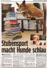 B.Z. Interview schlaue Hunde