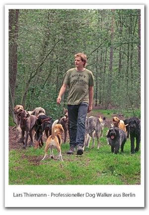 Lars Thiemann Dog Walker