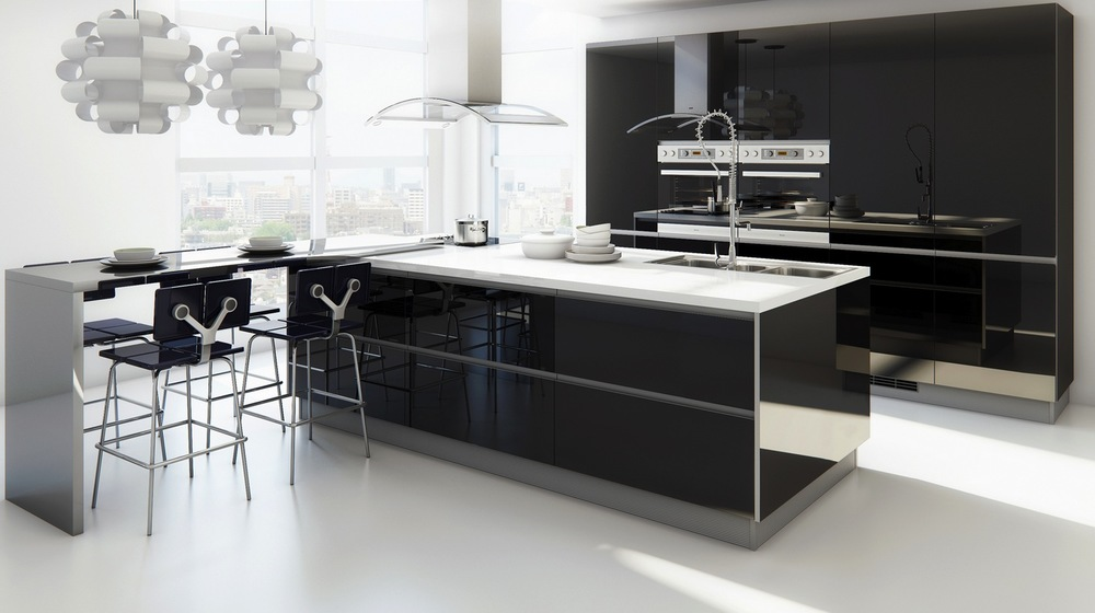Functional and stylish kitchen designs to meet the needs of your modern family