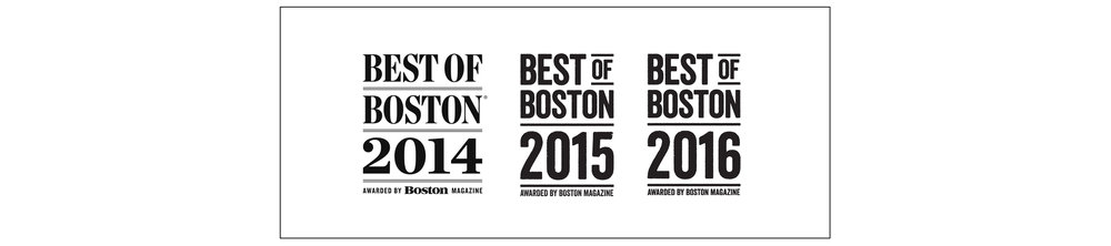 Sophie Hughes Best of Boston Awarded by Boston Magazine