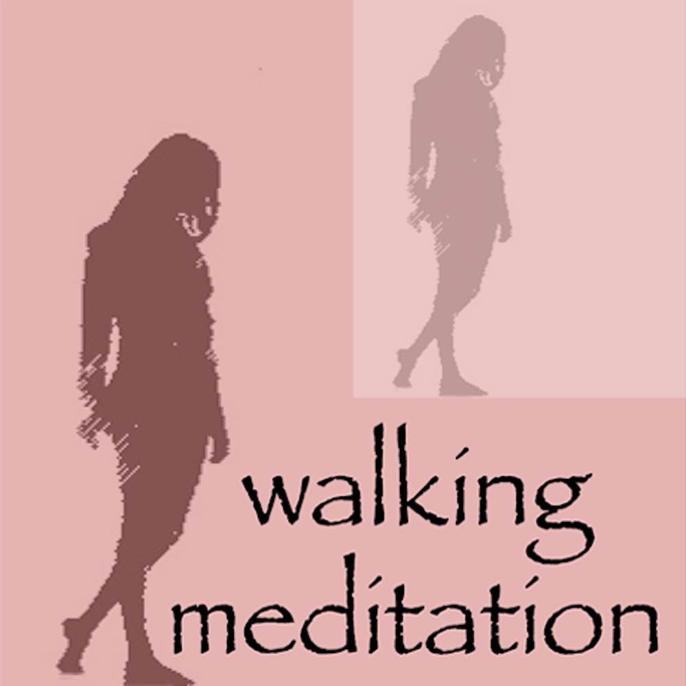 Walking Meditation app