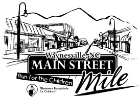 Women of Waynesville Charity Main Street Mile