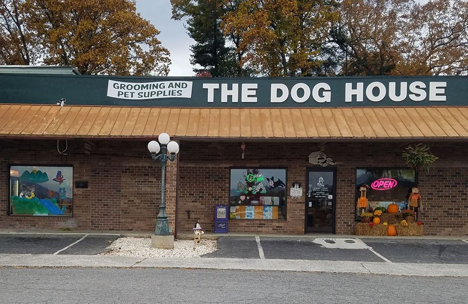 The Dog House in Waynesville