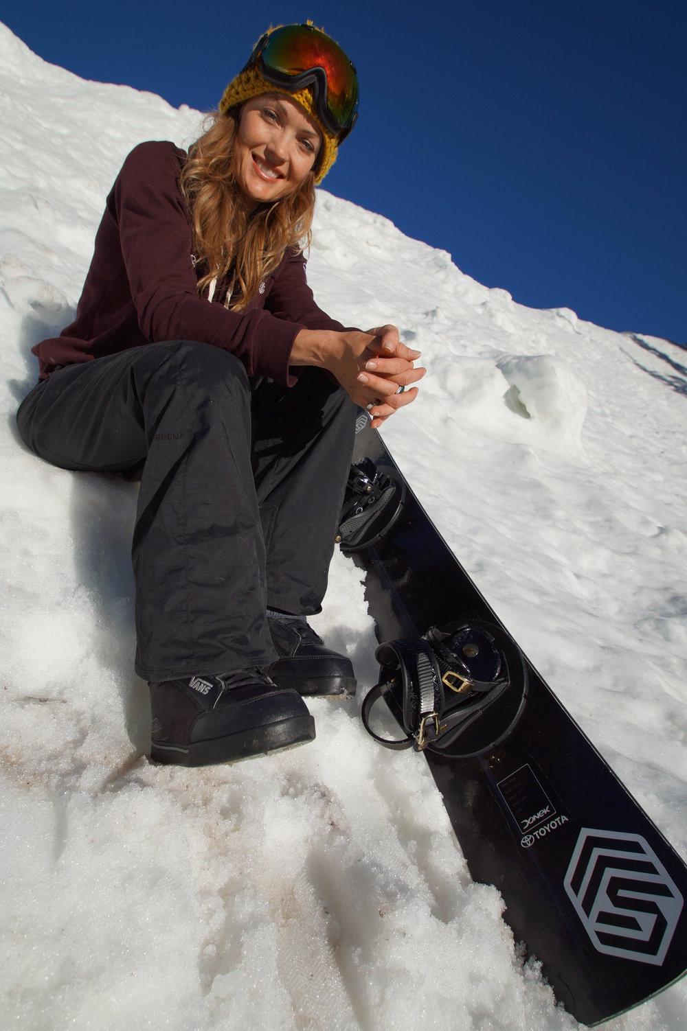 Amy purdy , World class snowboarder, motivational speaker
