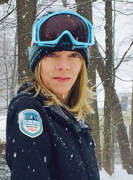 Olivia Rowan, owner/publisher, ski area management/Adventure park Insider