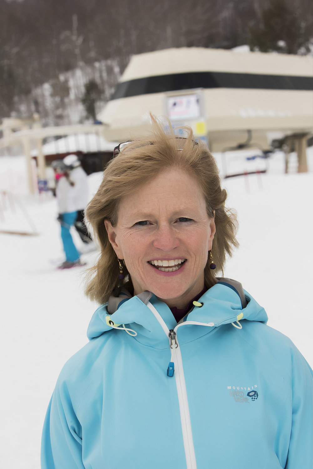 Carolyn Stimpson,  Vice President and owner, wachusett Mountain