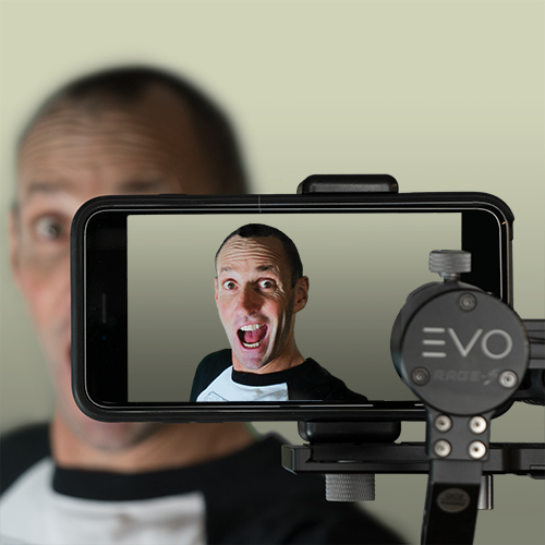 Jaymo, Kristian jamieson, Director of business development, evo gimbals