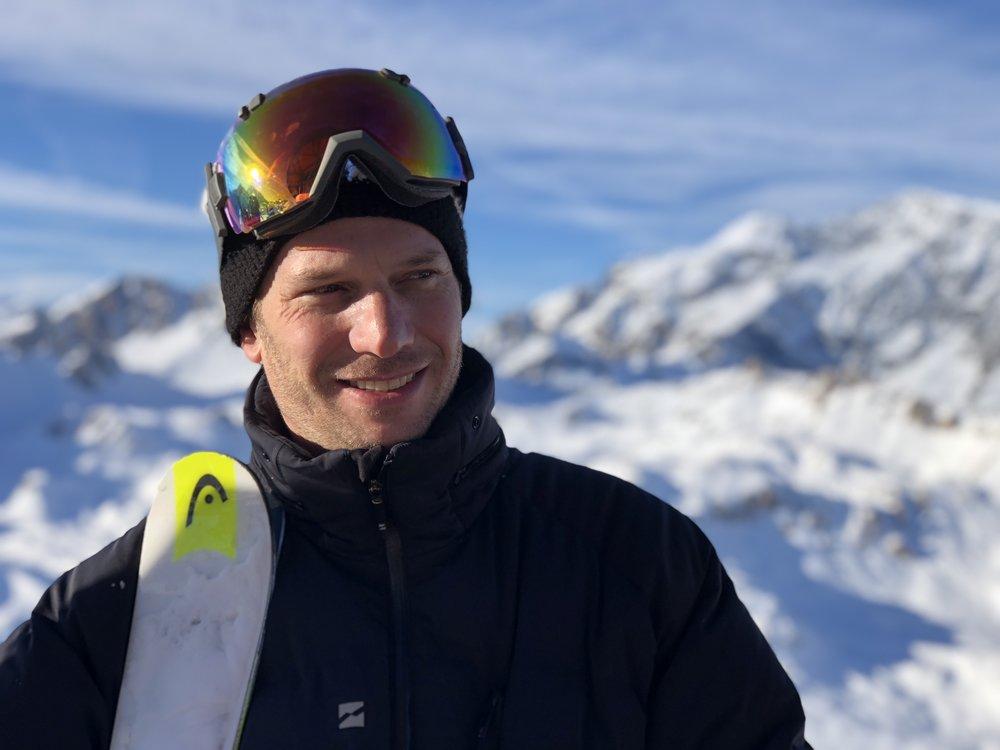 eduardo gaz , ceo, ski brasil and ski usa