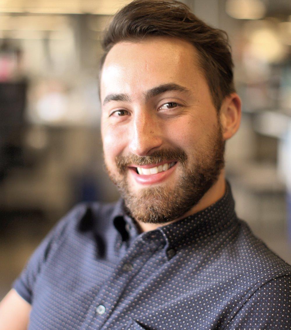 Ryan Ginja , regional market manager, airbnb