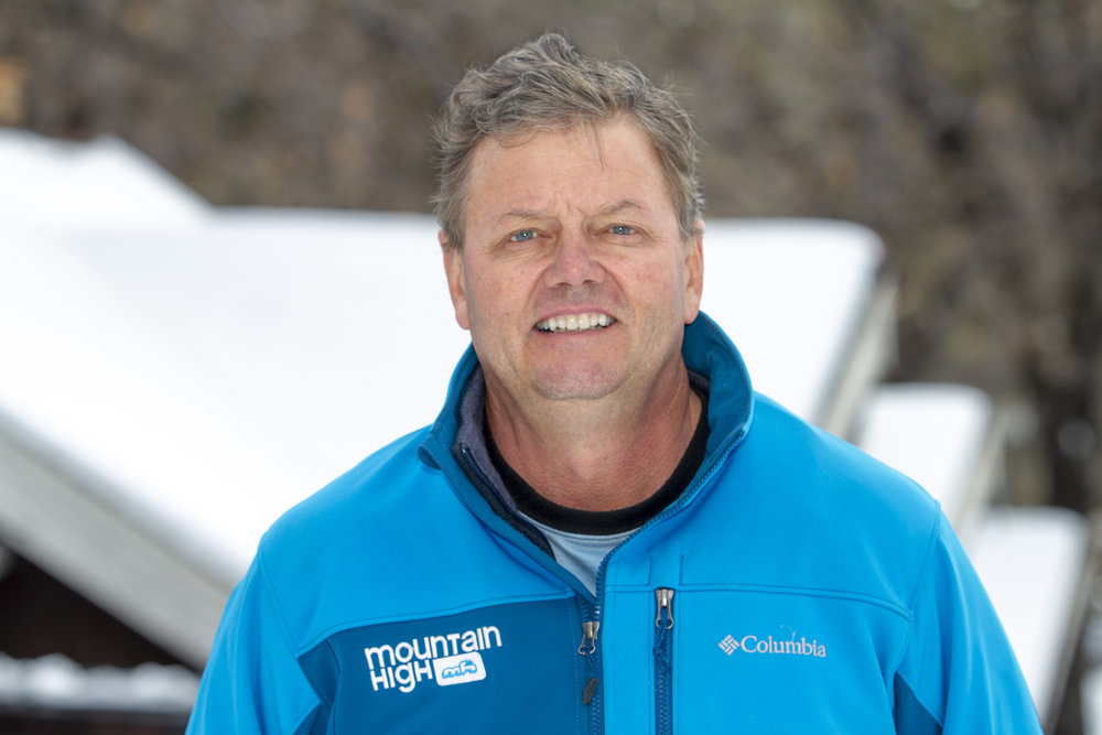 KARL KAPUSCINSKI , PRESIDENT/CEO, MOUNTAIN HIGH RESORT