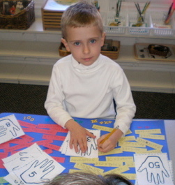 Eli, age 4.