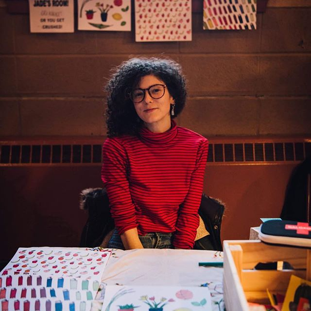 Oh hiiiiiiii ☺️ @jadeperry ☺️ such a lovely photo from the spring market by @sean_p_mccabe